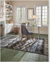 Bengal Sea Green Natural Rugs