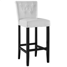 Tender Bar Stool in White