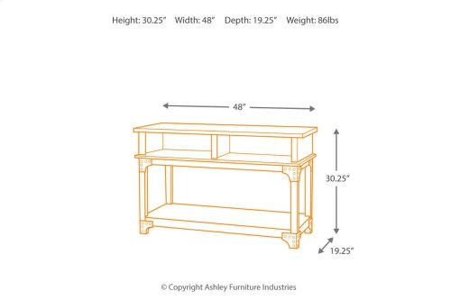 Console Sofa Table