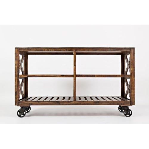 """Loftworks 54"""" Trolley Cart"""