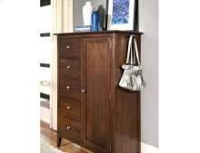 Lancaster Door Chest Molasses