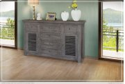 6 Drawer & 2 Doors Console Product Image
