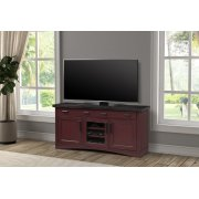 Americana Modern Cranberry 63 in. TV Console Product Image