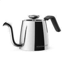 Precision Gooseneck Stovetop Kettle - Stainless Steel