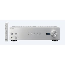 High-Resolution Audio Stereo Amplifier
