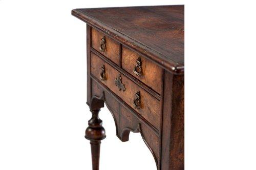 Victory Oak Side Table