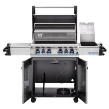 Legend 485 RSIB Stainless Steel with Infrared Side and Rear Burners