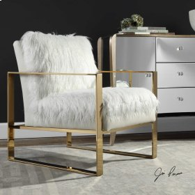Delphine, Accent Chair