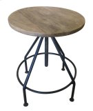 Bengal Manor Mango Wood and Metal Barstools Product Image