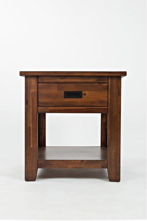 Coolidge Corner End Table
