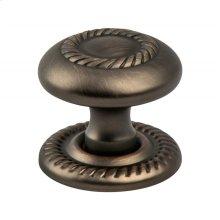 Advantage Plus Four Verona Bronze Roped Knob