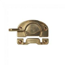 Double-Hung Sash Lock - WD10 Silicon Bronze Light