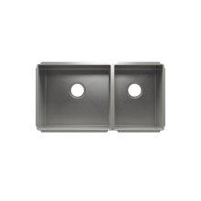 """J7® 003991 - undermount stainless steel Kitchen sink , 18"""" × 16"""" × 10""""  12"""" × 16"""" × 8"""""""