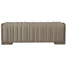Profile Bench in Warm Taupe (378)