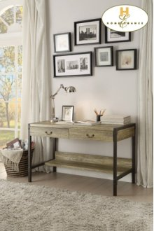 Writing Desk with Two Drawers