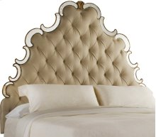 Sanctuary California King-King Tufted Headboard - Bling