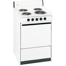 """Hotpoint® 24"""" Compact Electric Range"""