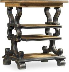 Sanctuary Rectangle Accent Table