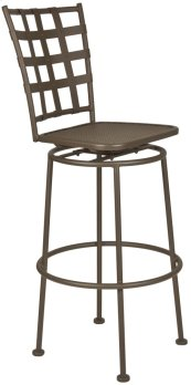 Armless Swivel Counter Stool