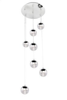 Zing 7-Light RapidJack Pendant and Canopy