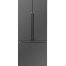 "Modernist 36"" Built-In French Door"