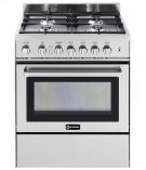 """Stainless Steel 30"""" Gas Range Product Image"""