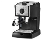 Manual Espresso Machine, Cappuccino Maker Bar EC155M
