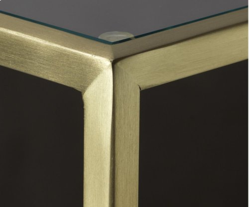 Aroma Rectangular Console Table