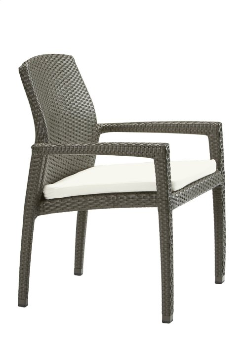 Evo Woven Dining Chair with Pad