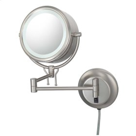 Chrome Double Sided Mirror