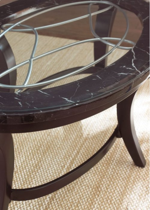 """Cayman Glass Top 48"""" Round 10mm tempered beveled Glass"""