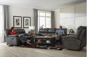 4081 In By Catnapper In Morgantown Wv Lay Flat Reclining Sofa