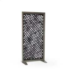 Stationary Room Divider, Bubbles