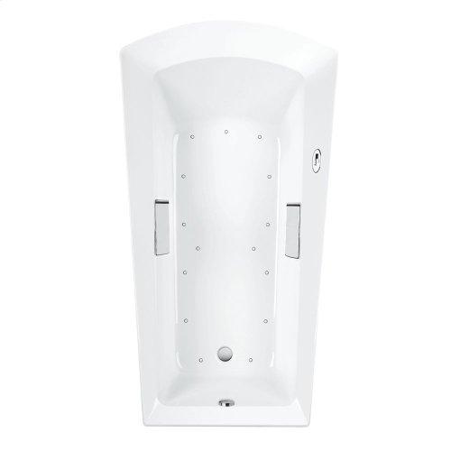 """Soirée® Air Bath 72-3/8"""" x 39-1/2"""" x 25-1/2"""" - Sedona Beige"""