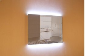 Touch Led Light Mirror have imaginative and fashionable design and excellent quality. Excellent for Bathroom and/or use as accent to any Room