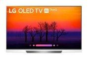 """E8PUA 4K HDR OLED Glass TV w/ AI ThinQ® - 65"""" Class (64.5"""" Diag) Product Image"""