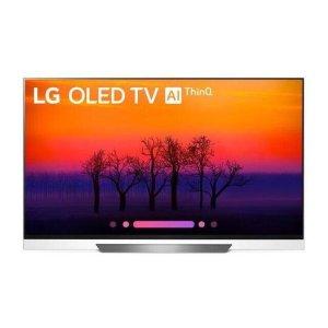 E8PUA 4K HDR OLED Glass TV w/ AI ThinQ® - 65