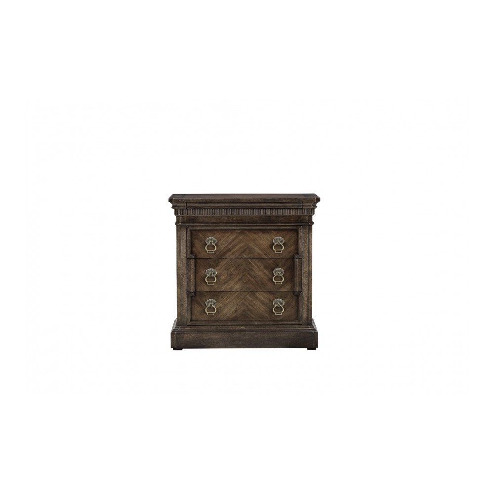 American Chapter Shadoweave Nightstand