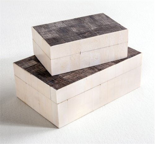 Asher Carved Boxes