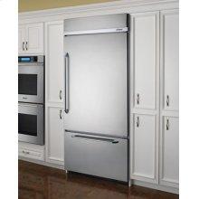 "36"" Built-In Bottom Freezer Refrigerator"