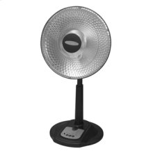 Halogen Heater with Flat Design and 2 Heat Settings