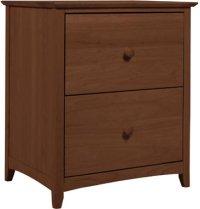 Lateral File Cabinet Espresso Product Image