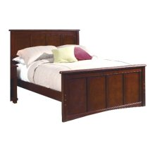 Woodridge Full Panel Bed