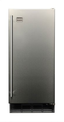 Signature Outdoor-rated 15-inch clear ice maker