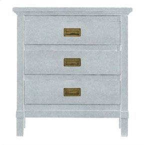 Resort Haven's Harbor Night Stand In Sea Salt