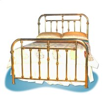 Sublime Brass Bed - #122
