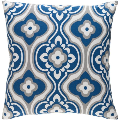 "Trudy TRUD-7150 18"" x 18"" Pillow Shell with Polyester Insert"