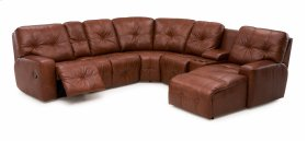 Mystique Reclining Sectional