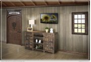 """60"""" TV Stand w/2 Doors, 2 Drawer & 3 shelves Product Image"""