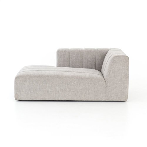Langham Channelled Laf Chaise Piece